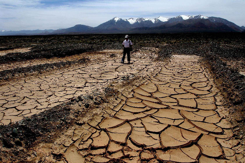 the effects of desertification on the us economy Maintain the sustainability of all lands and to minimize desertification impacts,  including  desertified lands and the loss of biological and economic productivity.