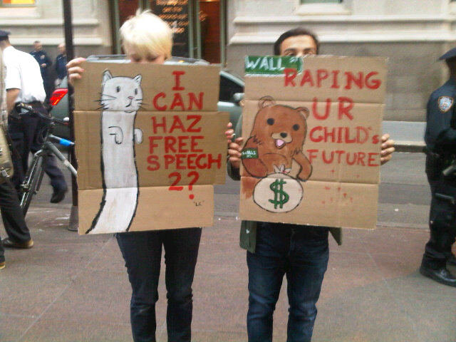 Occupy Wall Street Meme